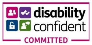 Disability Confident Committed - logo